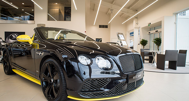 bentley Dealer