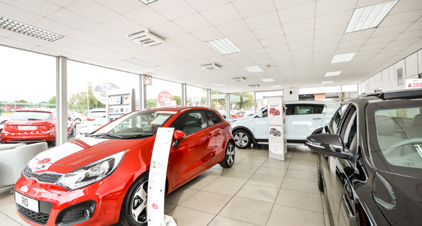 Kia Castleford Approved Dealer Jct600