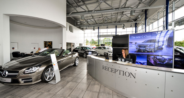 Mercedes benz chesterfield approved dealer jct600 for Mercedes benz dealers in miami