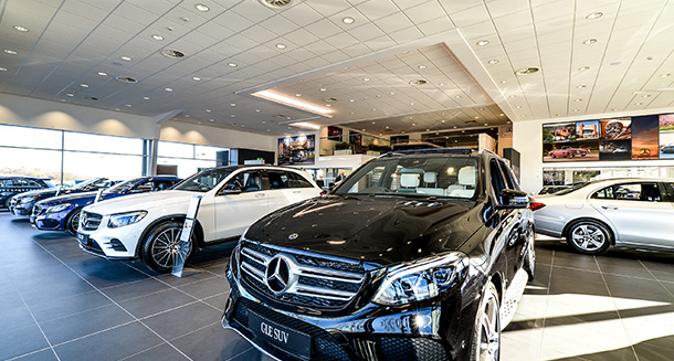 mercedes-benz Dealer