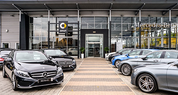 Mercedes benz sheffield approved dealer jct600 for Mercedes benz dealer northern blvd