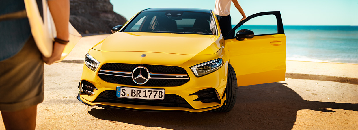 Buy a new mercedes a class 2018 19 mercedes a class for Mercedes benz small car