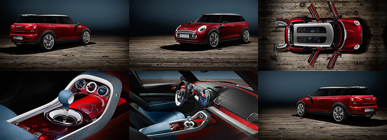 New MINI Clubman for Sale