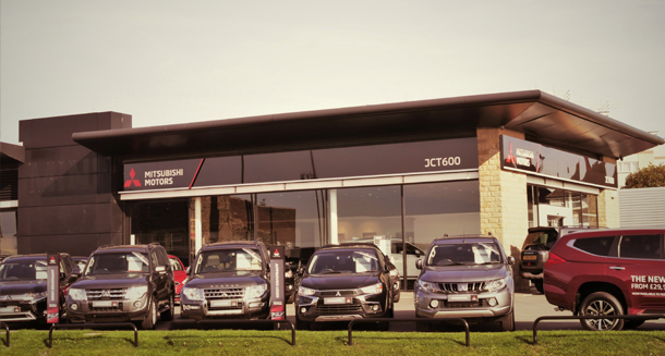 Mitsubishi Bradford Approved Dealer Jct600