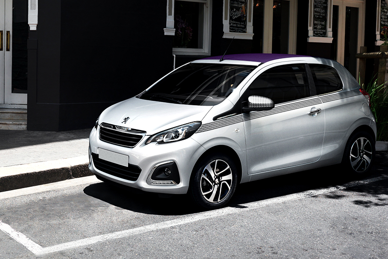 New Peugeot 108 For Sale Jct600