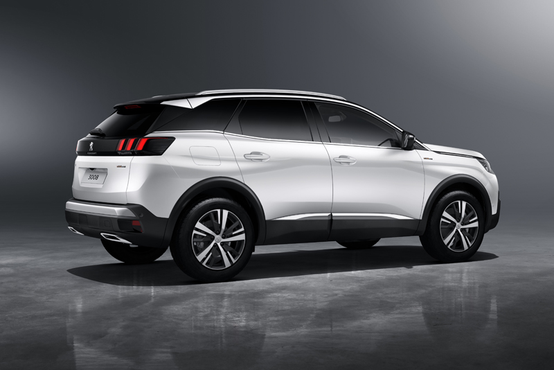 New Peugeot 3008 Suv For Sale Jct600