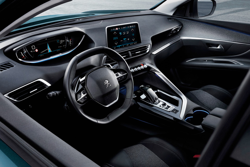New Peugeot 5008 SUV Coming Soon - JCT600