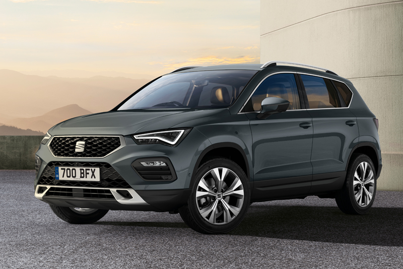 new seat ateca for sale