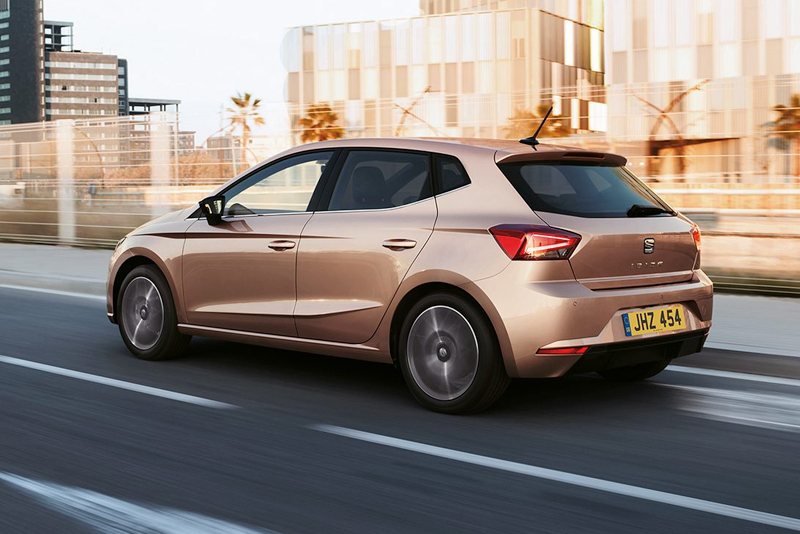 Buy a new Seat Ibiza | 2018/19 SEAT Ibiza Deals | JCT600