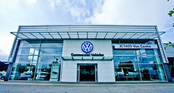 Volkswagen Commercials Dealer