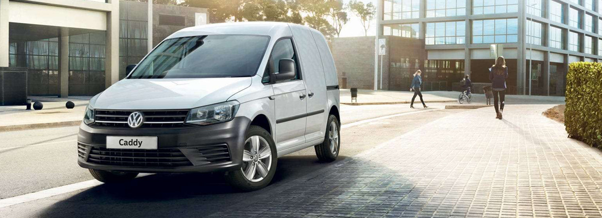 New Volkswagen Caddy for Sale | 2018/19 VW Caddy Deals | JCT600